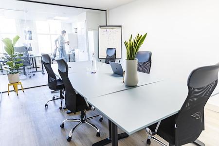 StartDock Keizersgracht - Dedicated Desk