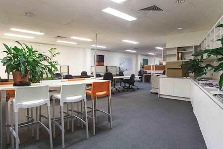Coles' Solutions Experts - Open Desk 1