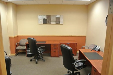 Orlando Office Center at Millenia - Office #120 - Two to Three Desk Office