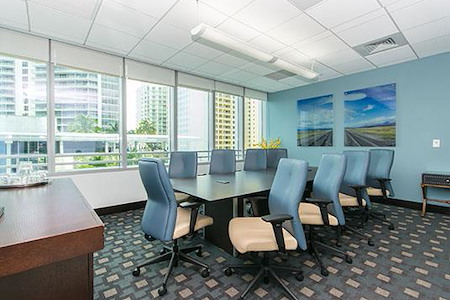 Quest Workspaces- 1395 Brickell - Boardroom 9th Floor