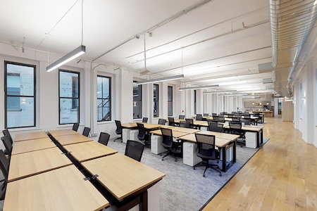 Knotel - 40 Exchange Place - Office Suite - 410