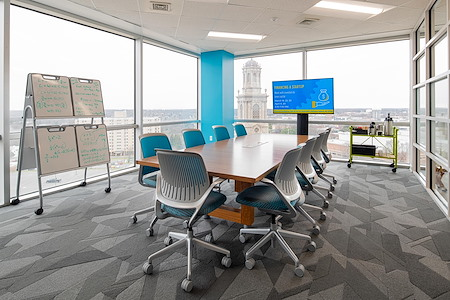 Flywheel Coworking - Meeting Room A