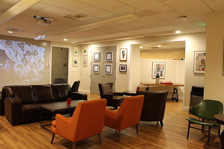 WorkAbility - Uptown at the Sudler - The Lounge