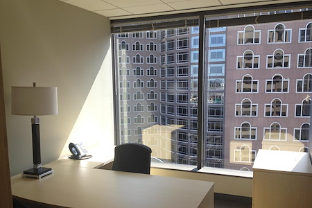 Intelligent Office - Boston - Monthly Private Office 11
