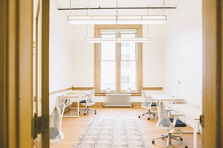 The Pioneer Collective - Tacoma - Private Office - 2-4pp