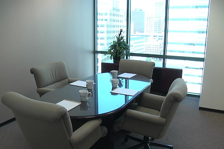 Shelburne Sherr Court Reporters & Videoconferencing - City Views - Private Meeting Room