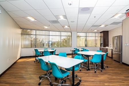 Avanti Workspace - Carlsbad - Gromet Event Space