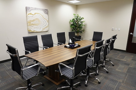 Executive Workspace @ Preston Center - Medium Conference Room