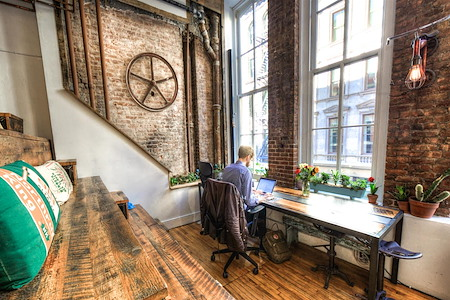 The Farm SoHo - Hot Desk $299 PP / Monthly