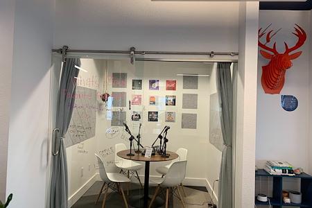 Creative Density | Lone Tree - Podcasting Studio