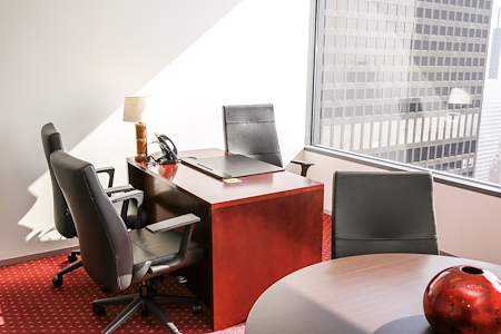 Servcorp - Downtown Los Angeles - Private Executive Suite for 2