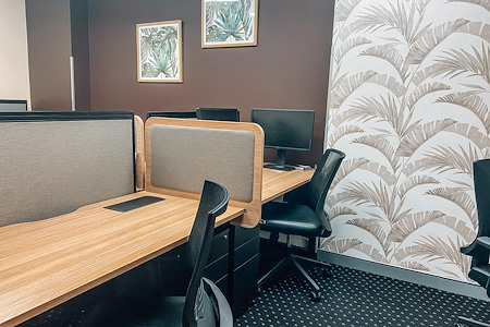 Servcorp Chifley Tower - Hot Desk | Business hours access