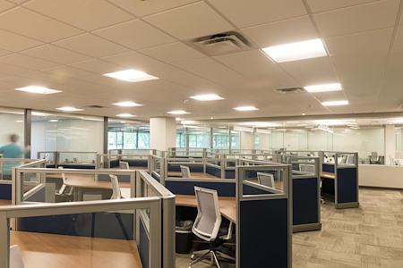 Workuity - Dedicated Desk