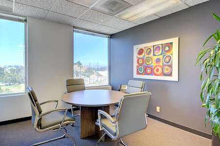 Skyline Executive Offices - Board Room