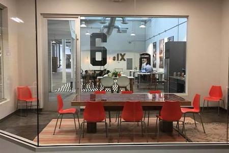 Workbar Norwood - Jupiter Conference Room