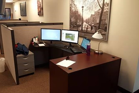 West Seattle Coworking - Dedicated Desk 1