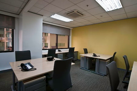Regus | Manila Net Cube Global City - Dedicated Desk