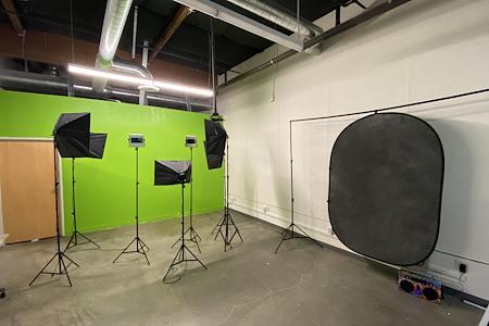 THE CO-OP SPOT - Media Room