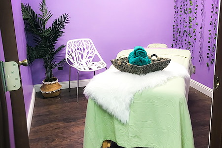 Drift Massage & Wellness Center - Lavender Wellness Room