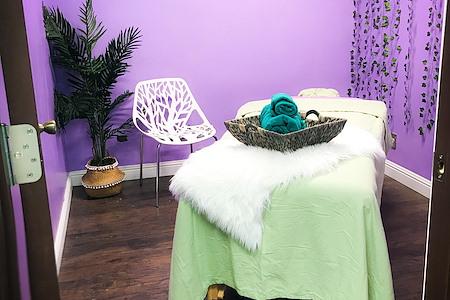 Drift Massage & Wellness Center - Lavender Wellness Room