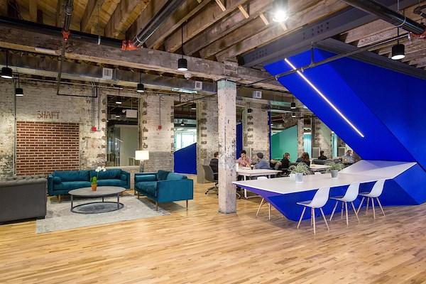 Bond Collective in Gowanus - 12-Person Interior Office