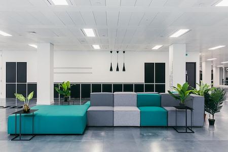Knotel- 10 Fleet Place - Office Suite 1