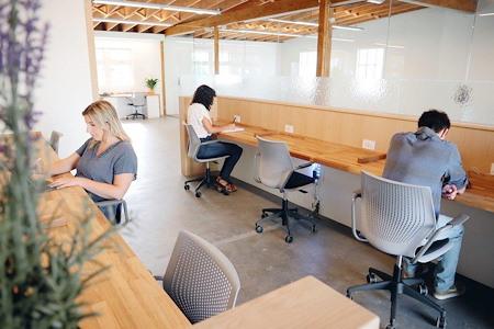 Workstation West Berkeley - Dedicated Desk 1