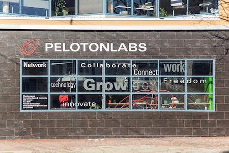 PelotonLabs - Dedicated Desk