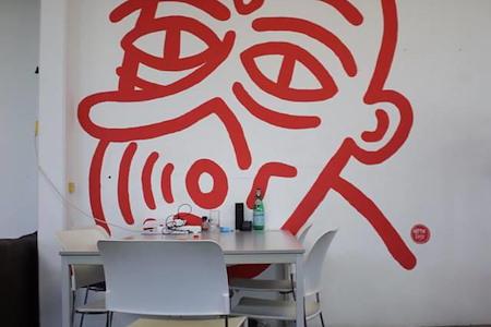 Creative Workspace Zeeburgerpad - Dedicated Desk 1