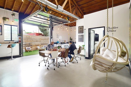 dots SPACE - Culver City - Shared Desks