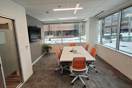 Office Evolution Fairfax - Cherry Blossom