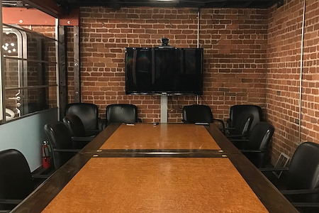 FOCUS Innovation Studio - Ansel Adams Meeting Room