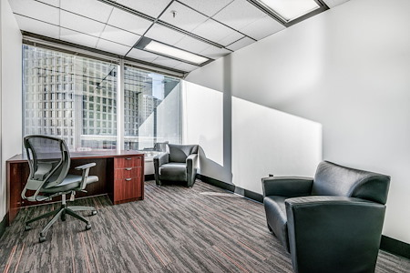 Canada Place Business Centre - Office #8 - Hourly Office