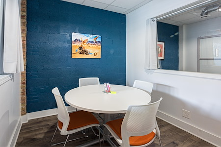 Second Shift - Comfortable, Private Meeting Room