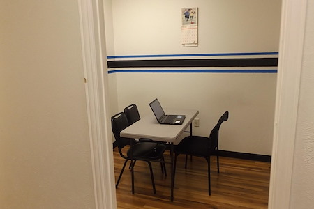 Frontier Express Mail - Private Office