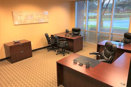 Orlando Office Center at Lake Mary - Suite 106 - 3-4 Desk Office