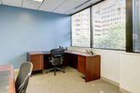 Carr Workplaces - Bethesda - Fully Furnished Corner Office for 1 to 4