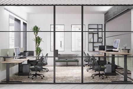 CANOPY Jackson Square - 6 Person Private Office
