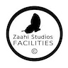 Logo of Zaahi Studios.Facilities