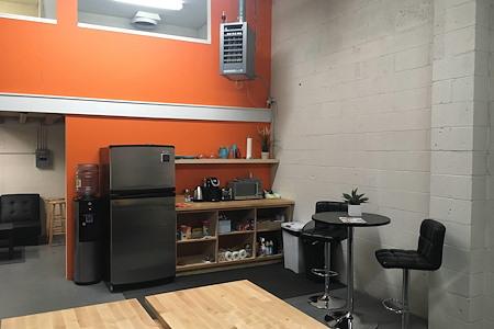 San Antonio Circle Workspace - Virtual Office