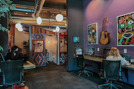 InDo Nashville - Coworking Day Pass