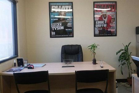 Phat Studios - Colton CA - Private office available