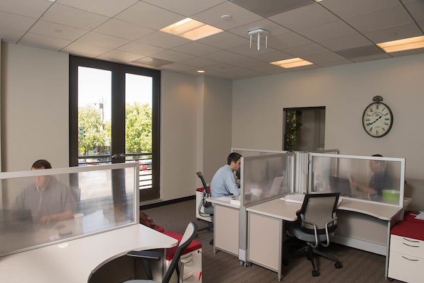 Victory Workspace (Formerly Laptop Lounge) - Dedicated Desk in Secured Suite