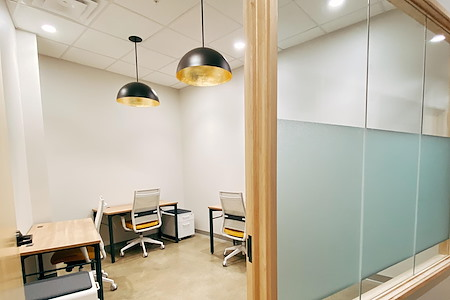 Cova Cowork and Bottoms Up Cafe - Cova Cowork at Gravity Office #3