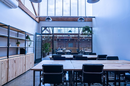 The Hive Collingwood - Private Office