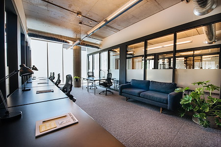 CENTRL Office | Downtown Portland - 8 Person Private Office