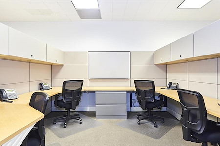Raven Office Centers - 388 Market - Dedicated Desk - Semi Private