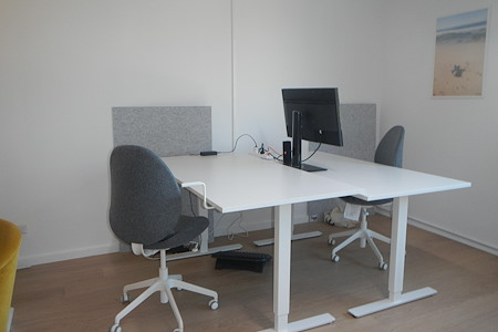 Long Jetty Workspace - Dedicated Desk