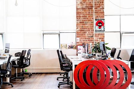 Inspire9 - Inspire9 - Dedicated Desk