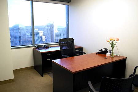 (OSS) One Sansome - Premium Window Office